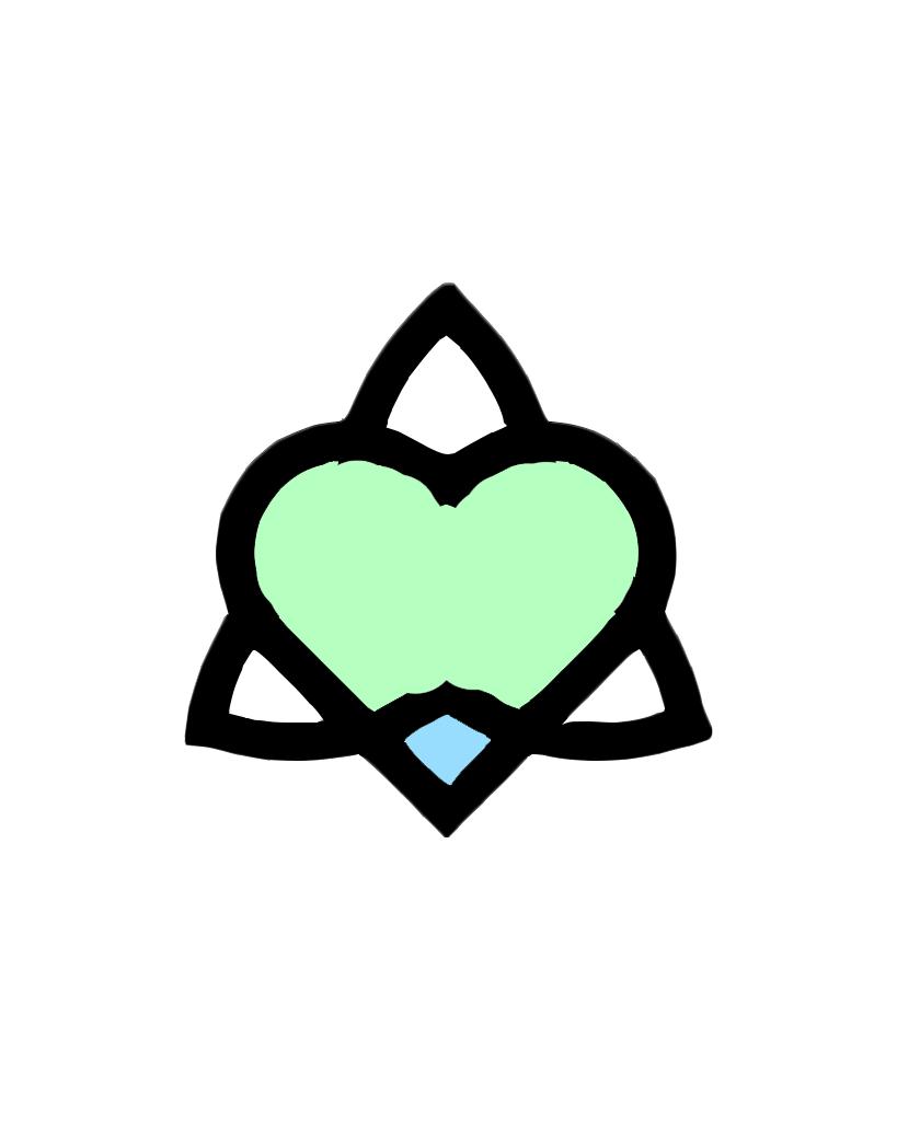 trillium heart