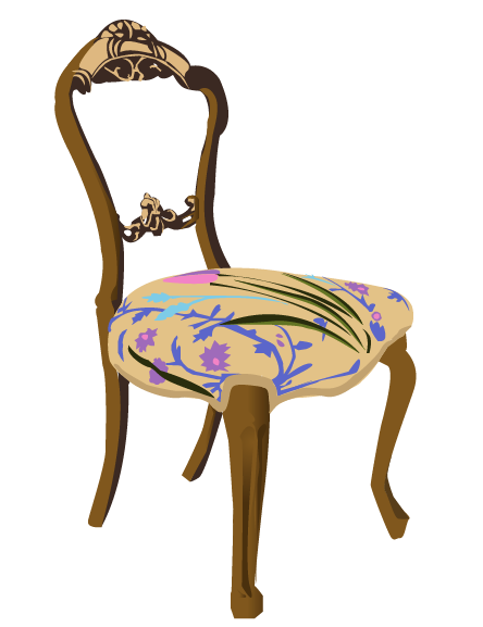 Christine Sherry Daisy Chair 3